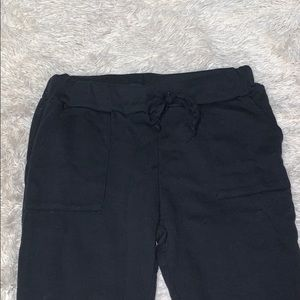 Urban Outfitters Black Joggers